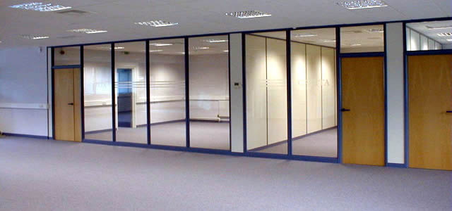 komfire office partitioning